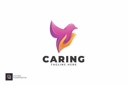 Caring - Logo Template