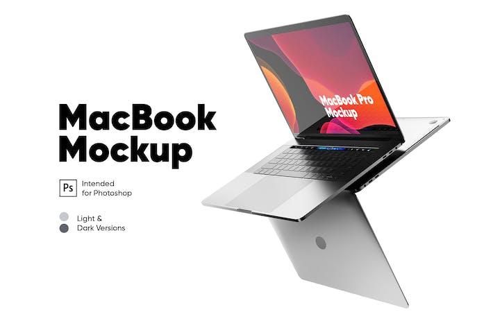 Thumbnail for MacBook Pro Mockup