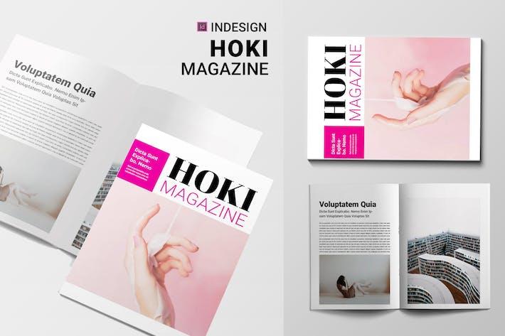 Thumbnail for Hoki | Magazine