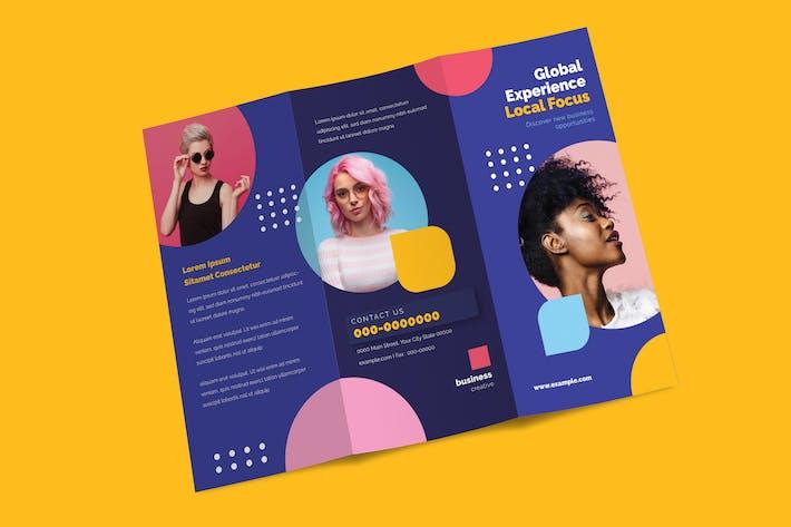 Thumbnail for Multi Purpose Trifold Brochure