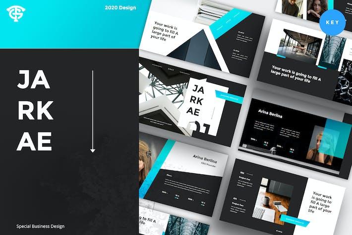 Thumbnail for Яркае Бизнес - Keynote