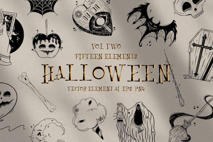 Thumbnail for Хэллоуин Иллюстрация