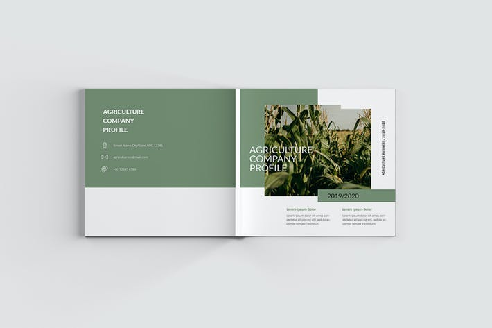 Thumbnail for Agriculture Square Company Profile