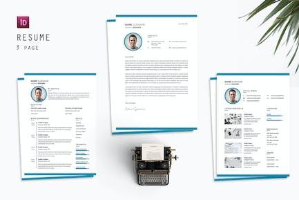 Reference Resume Designer