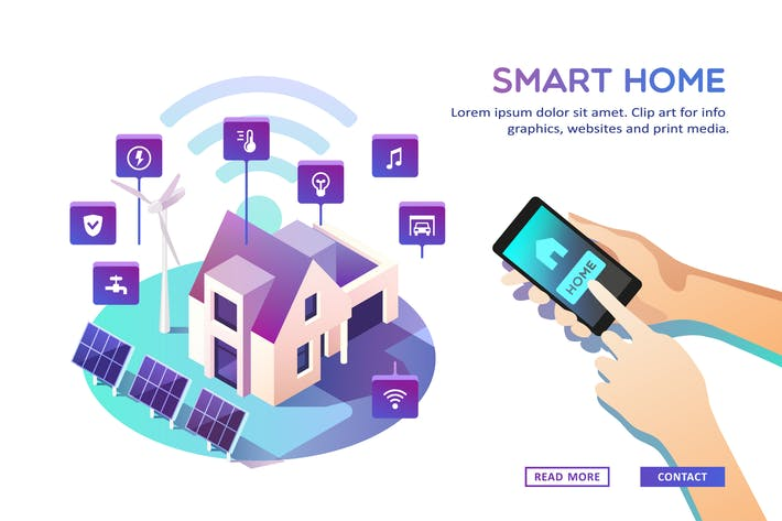 Thumbnail for Smart Home Concept