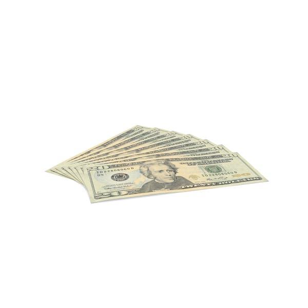 Билл за 20 долларов США