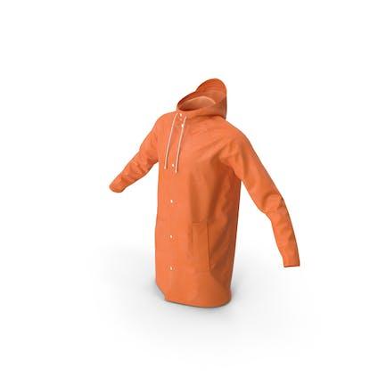 Regenmantel aus Polyester