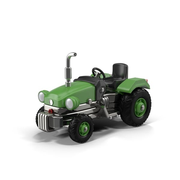Cover Image for Tractor