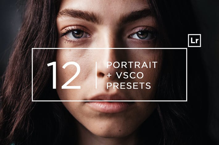 Thumbnail for 12 Pro Portrait + VSCO Lightroom Presets