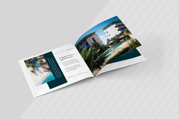 Thumbnail for Gevana - Hotel & Resort Catalogue Template