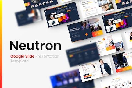 Neutron - Business Google Slide Template