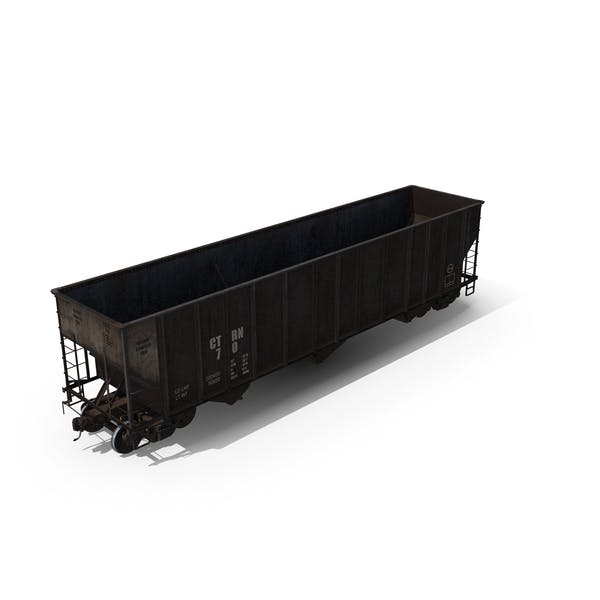 H351 Open Top Hopper Rail Car