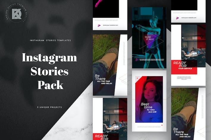 Инстаграм Истории Пакет