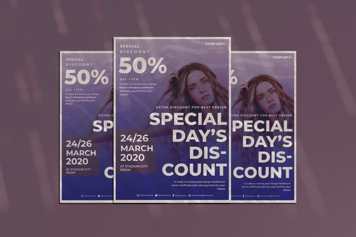 Special Day Flyer