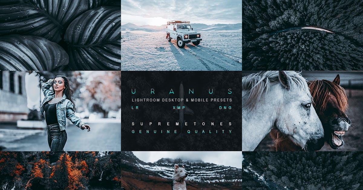 Download Pluto Lightroom Presets by SupremeTones