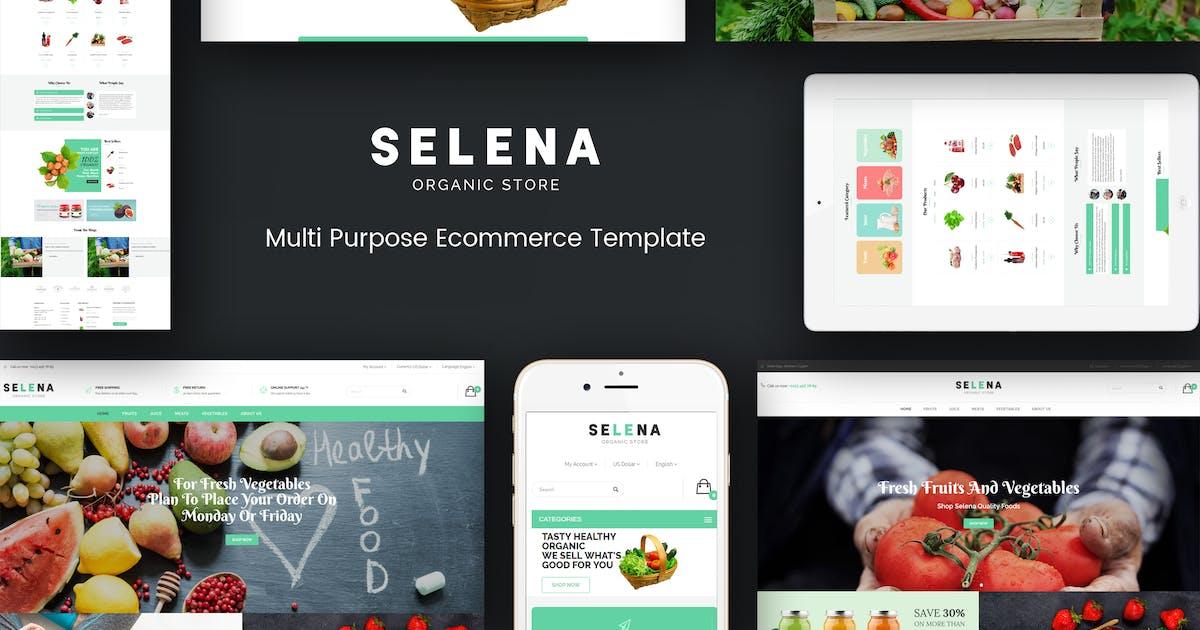 Download Selena - Organic Responsive Magento Theme by Plaza-Themes
