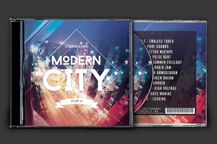 Thumbnail for Modern City CD Cover Artwork