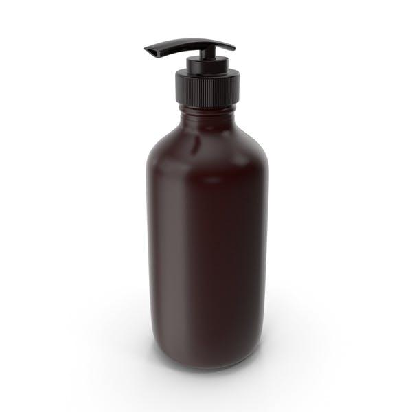 Бутылка с диспенсером Браун