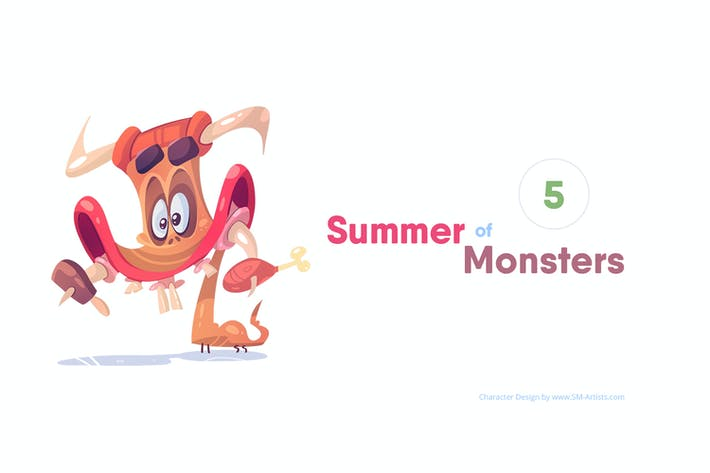05 Summer of Monsters