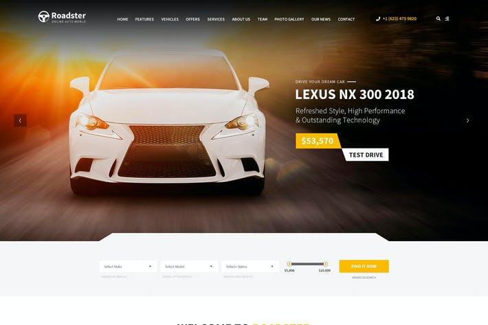 download 90 automotive graphic templates envato elements