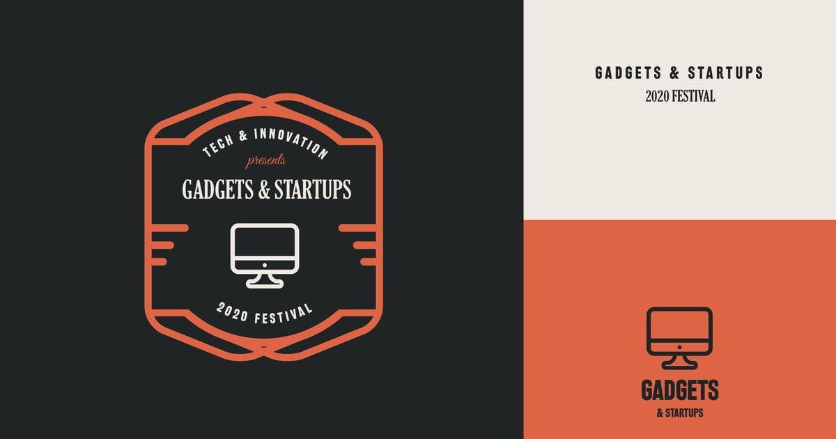 Download Gadgets and Startups Logo by designdistrictmx