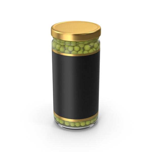 Thumbnail for Peas Jar