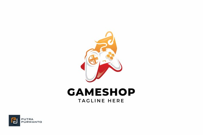 Thumbnail for Game Shop - Logo Template
