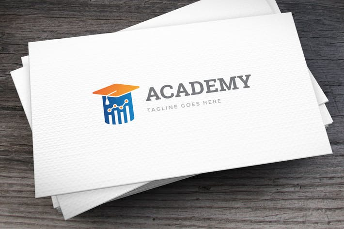 Thumbnail for Metricademy Logo Template