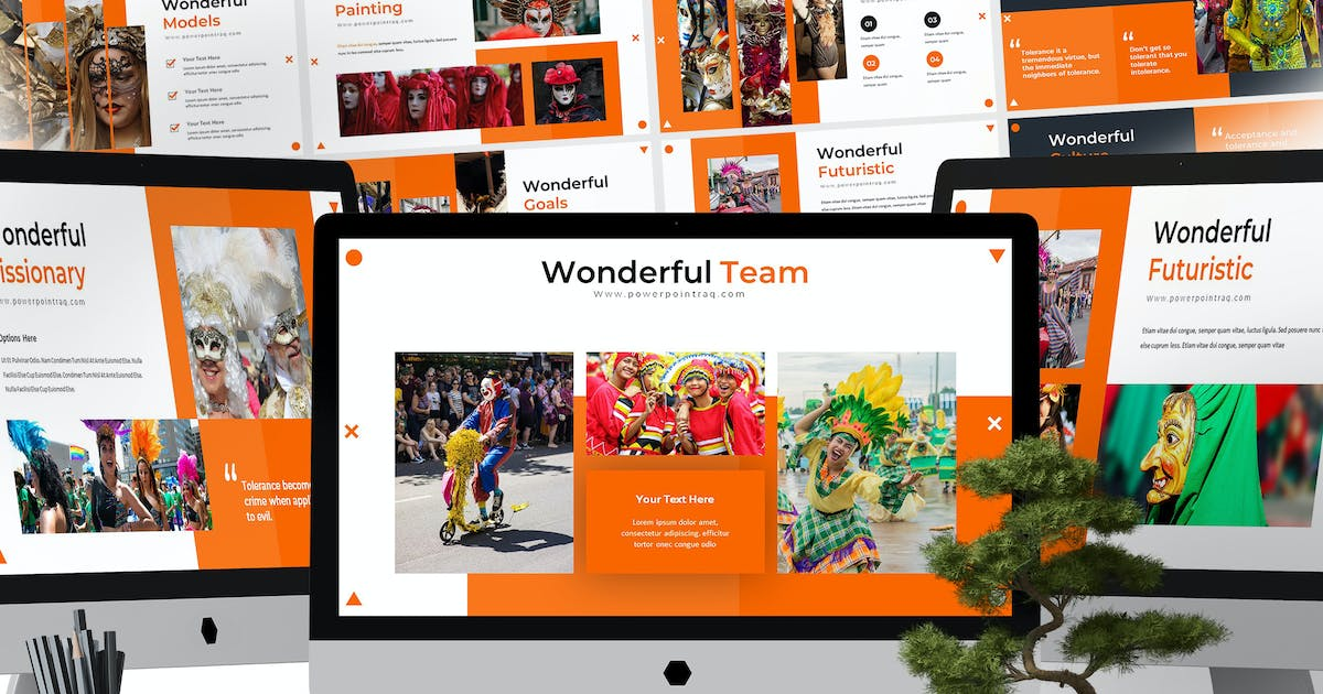 Download Carnival - Powerpoint Template by aqrstudio