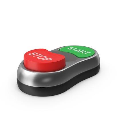 Botón Iniciar parada