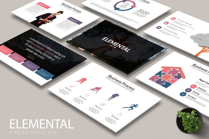 ELEMENTAL Powerpoint