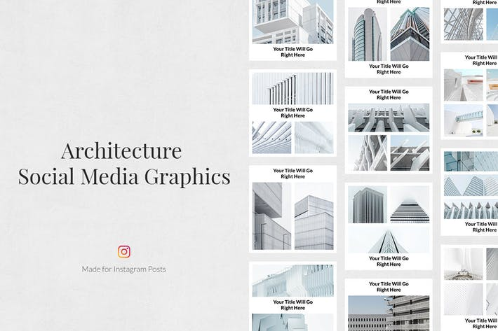 Thumbnail for Architecture Instagram Posts