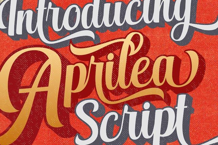 Thumbnail for Aprilea Script