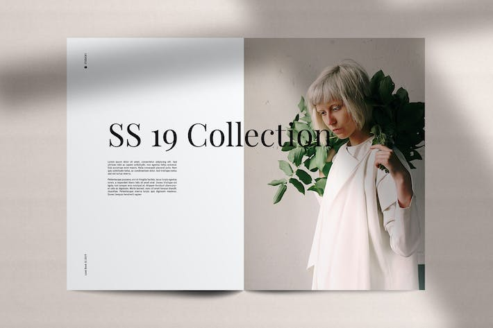 Thumbnail for LookBook Minimal Fashion Template