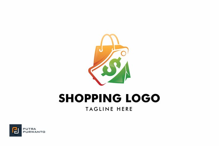 Thumbnail for Shopping - Logo Template