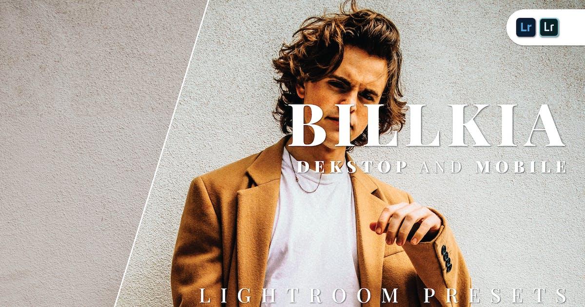 Download Billkia Desktop and Mobile Lightroom Preset by Bangset
