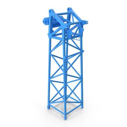 Crane S Head Section 10m Blue