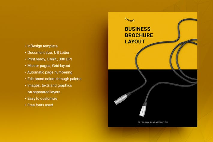 Thumbnail for Yellow Brochure