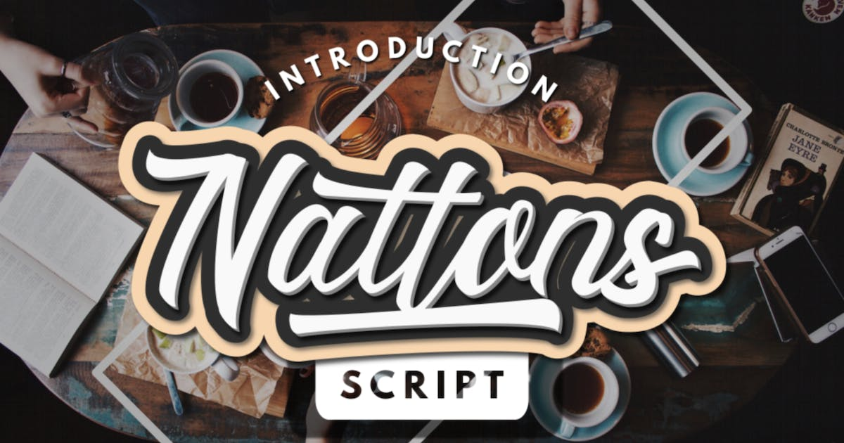 Download Nattons Script by Macademia