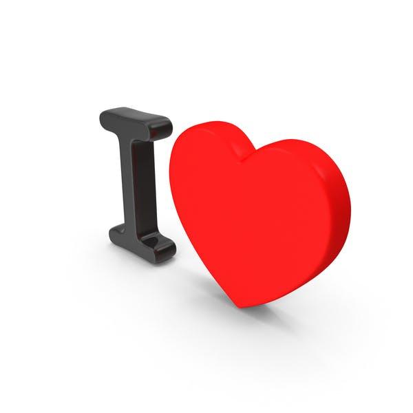 Thumbnail for I Heart Icon