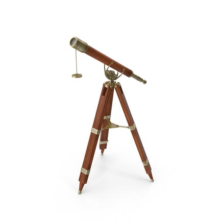 Antikes Teleskop
