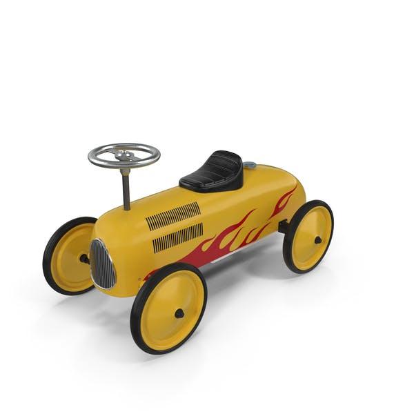 Vintage Push Car