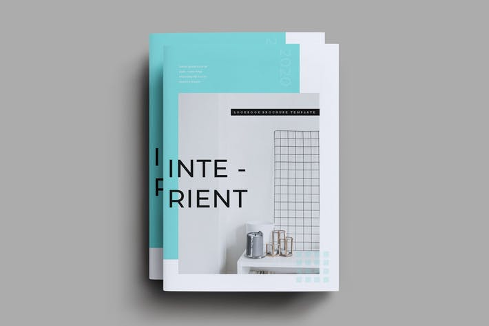 Thumbnail for Interient Brochure Template
