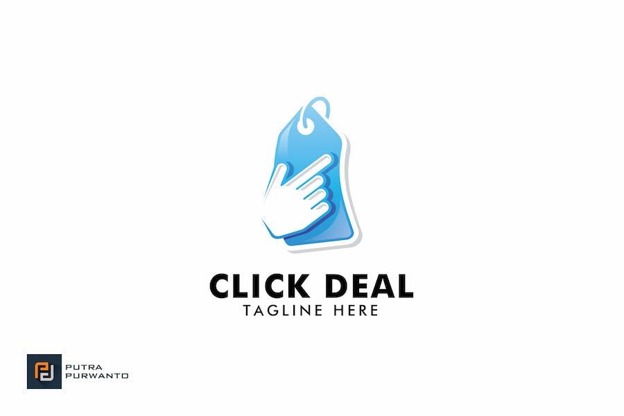 Click Deal - Logo Template
