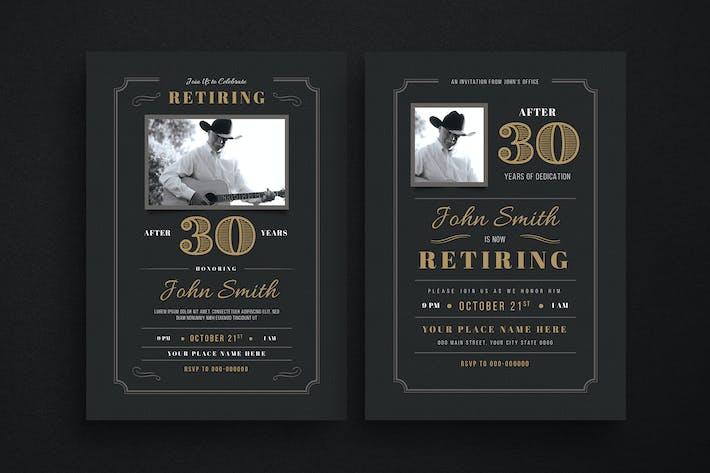 Thumbnail for Retirement Invitation