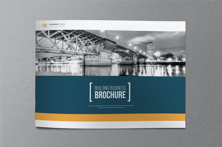 Cover Image For Architecture Business Brochure