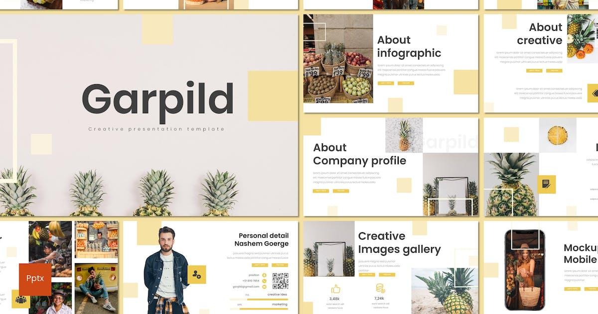 Download Garpild - Powerpoint Template by inspirasign