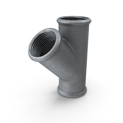 Verzinktes Stahlrohr