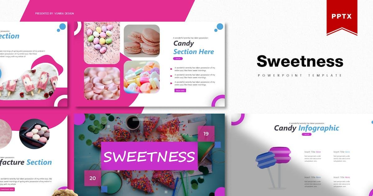 Download Sweetness | Powerpoint Template by Vunira