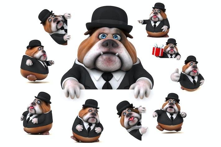 Cover Image For 10 fun Bulldogs !
